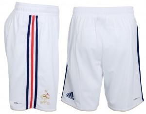 09-10 France Home Short