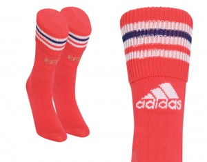 09-10 France Home Socks