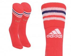 09-10 France Home Socks