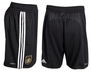 09-10 Germany Home Short