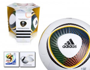 Adidas Jabulani 2010 World Cup Official Football / Soccer Ball