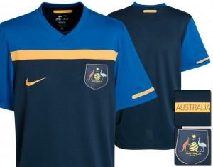 10-11 Australia Away Shirt