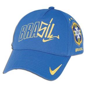 10-11 Brazil Core Federation Cap Blue
