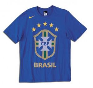10-11 Brazil Core T-Shirt Blue