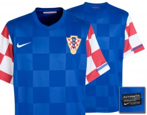 10-11 Croatia Away Shirt