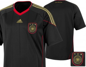 10-11 Germany Away Shirt