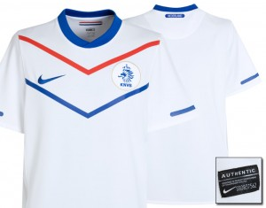 10-11 Holland Away Shirt