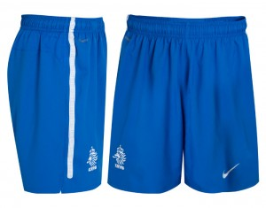 10-11 Holland Away Shorts