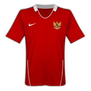 10-11 Indonesia Home Shirt