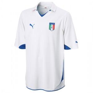 10-11 Italy Away Shirt