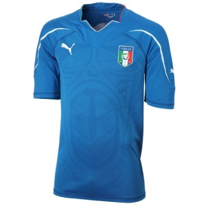 10-11 Italy Home Shirt