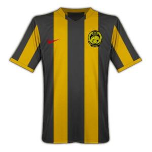 10-11 Malaysia Home Shirt