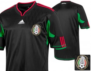 10-11 Mexico Away Shirt