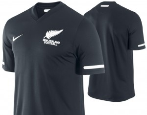 10-11 New Zealand Away Shirt