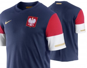 10-11 Poland Away Shirt