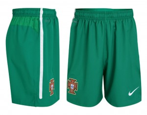 10-11 Portugal Away Shorts