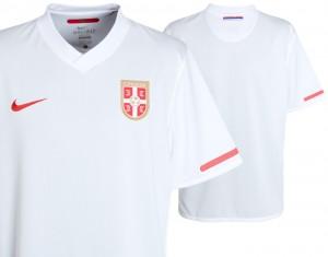 10-11 Serbia Away Shirt