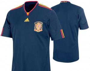 10-11 Spain Away Shirt