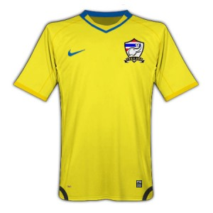10-11 Thailand Home Shirt