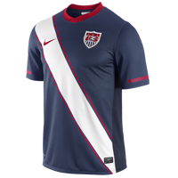 10-11 USA Away Shirt