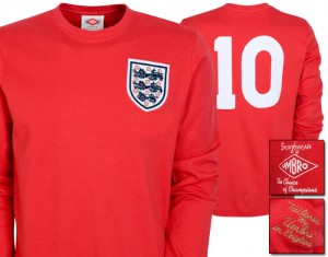 1966 England Retro Shirt