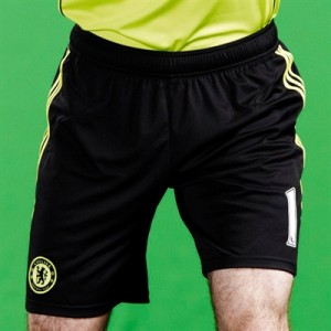 10-11 Chelsea Home Goalkeeper Shorts