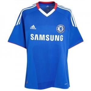 10-11 Chelsea Home Shirt