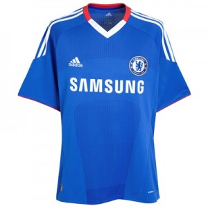10-11 Chelsea Home Shirt Kids