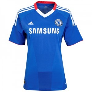 10-11 Chelsea Home Shirt Women