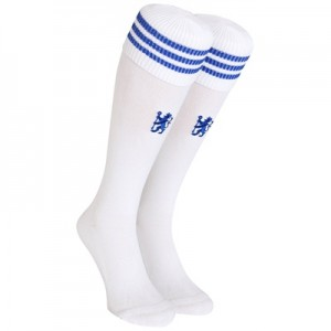 10-11 Chelsea Home Socks White