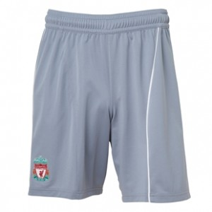 10-12 Liverpool Home Goalkeeper Shorts Kids