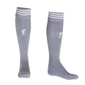 10-12 Liverpool Home Goalkeeper Socks
