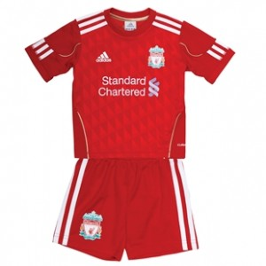 10-12 Liverpool Home Mini Kit