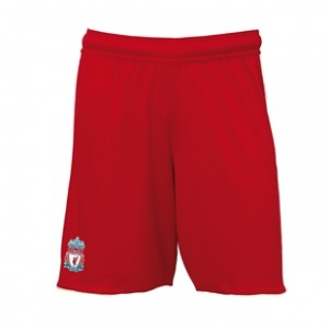 10-12 Liverpool Home Shorts