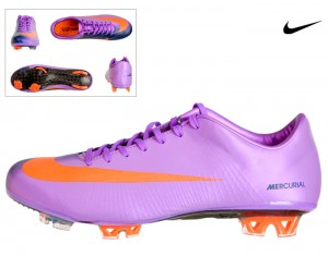 Nike Mercurial Vapor Superfly II Firm Ground Football Boots