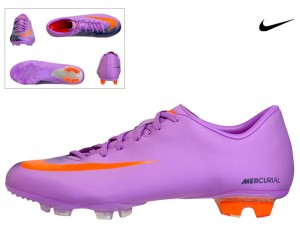 Nike Mercurial Vapor VI Firm Ground Football Boots Kids