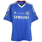 10-11 Chelsea Home Shirt (EPL Champions)
