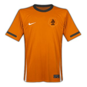 10-11 Holland Home Shirt