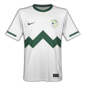 10-11 Slovenia Home Shirt