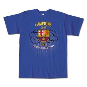 Barcelona La Liga Champions 2010 T-Shirt