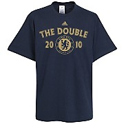 Chelsea Double Winners 2010 Kids T-Shirt
