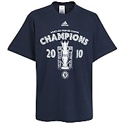 Chelsea Premier League Champions 2010 T-Shirt