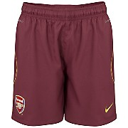 10-11 Arsenal Away Shorts