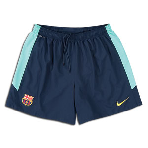 10-11 Barcelona Away Shorts