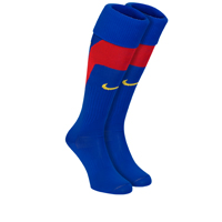 10-11 Barcelona Home Socks