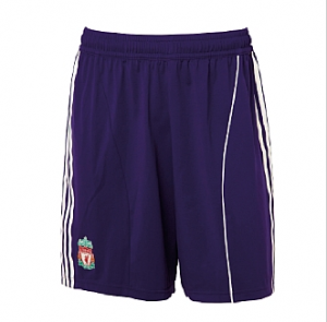 10-11 Liverpool Away Goalkeeper Shorts