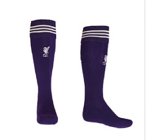 10-11 Liverpool Away Goalkeeper Socks