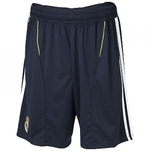10-11 Real Madrid Away Shorts