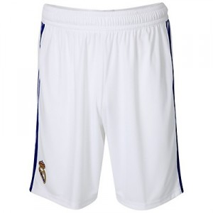 10-11 Real Madrid Home Shorts