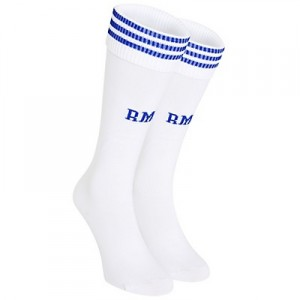 10-11 Real Madrid Home Socks